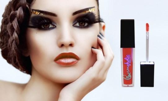 CSholic Liquid Lipstick PASSIONATE PEACH
