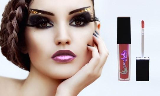 CSholic Liquid Lipstick PRUDISH PINK