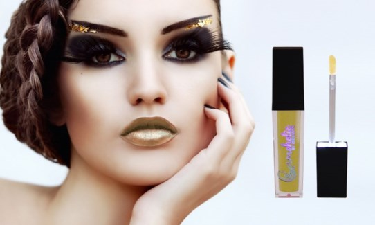 CSholic Liquid Lipstick GOLD DIGGER