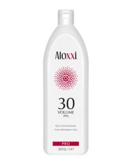 Litre 30 Vol Aloxxi H2O2 32oz