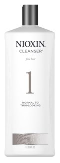 $BF   NIOXIN System 1 Cleanser Litre