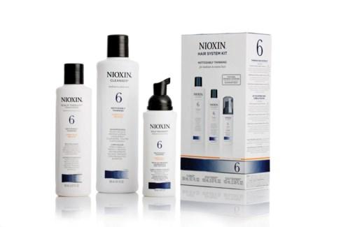 $BF  NIOXIN System 6 Kit