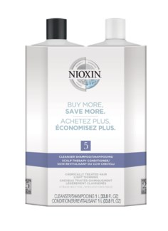 $BF  NIOXIN System 5 Litre Duo