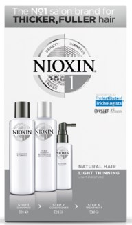 NIOXIN System 1 Kit 300ml 300ml 100ml