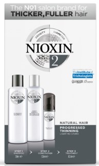 NIOXIN System 2 Kit 300ml 300ml 100ml