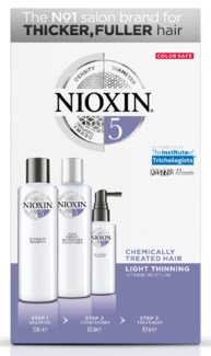 NIOXIN System 5 Kit 300ml 300ml 100ml