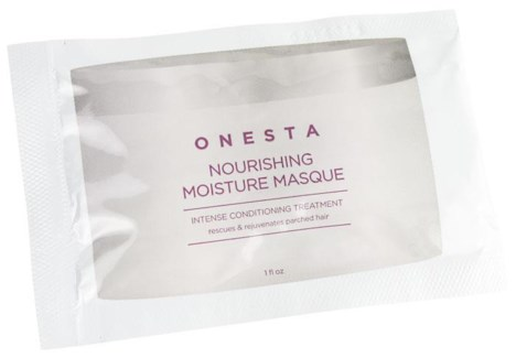 NEW ONESTA NOURISH MOIST MASQUE FOIL