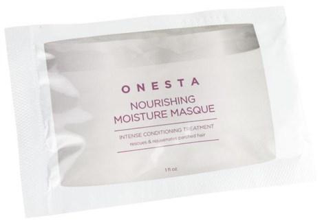 $$NEW ONESTA NOURISH MOIST MASQUE FOIL