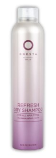 NEW 7oz ONESTA REFRESH DRY SHAMPOO