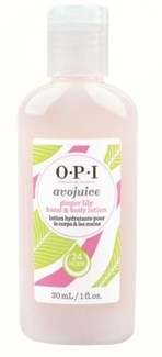 1oz Avojuice GINGER LILY