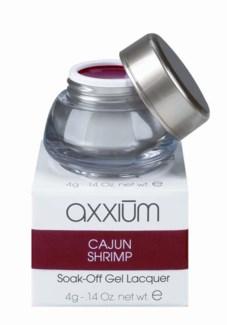 Soak-off Gel Cajun Shrimp