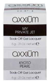 Axxium Soak-Off Little Luxuries Duo
