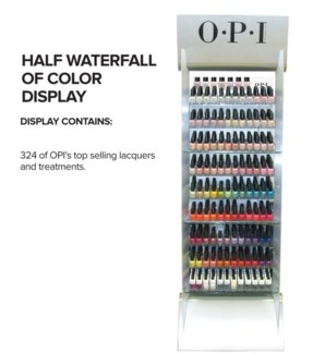 Half Waterfall Of Color Display DL325