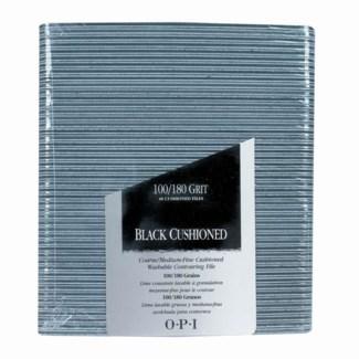 Black Cushioned Pkg Of 48