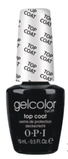 $ 15ml Gelcolor Top Coat              CN