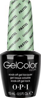 # Gargantuan Green Grape Gelcolor PASTEL