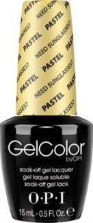 Need Sunglasses Gelcolor PASTEL