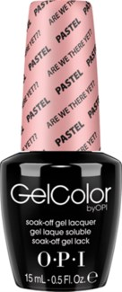 Are We There Yet? GelColor PASTEL