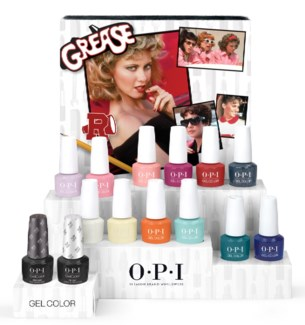 14pc GREASE Gelcolor Display MAY2018