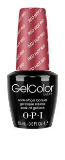 & Red Hot Rio Gelcolor 15ml FP