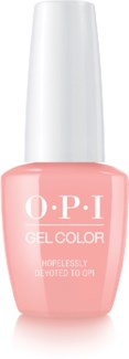Hopelessly Devoted To OPI Gelcolor
