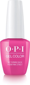 No Turning Back From Pink Street Gelcolo