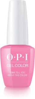 Lima Tell You About This Color GELCOLOR
