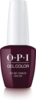 Yes My Condor Can-do! GELCOLOR PERU