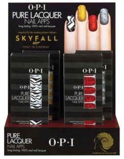 Pure Lacq Nail Apps Shaken Not Stirred