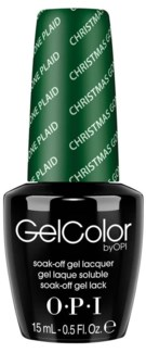 $MD Christmas Gone Plaid Gelcolor - GWEN