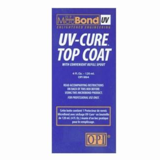 4 Oz Uv-Cure Top Coat P/refill