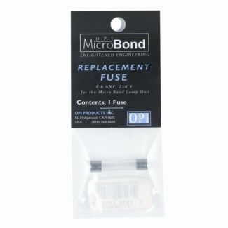 MicroBond Replac Fuse 0.6 Amps