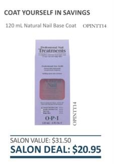 4 Oz Natural Nail Base Coat