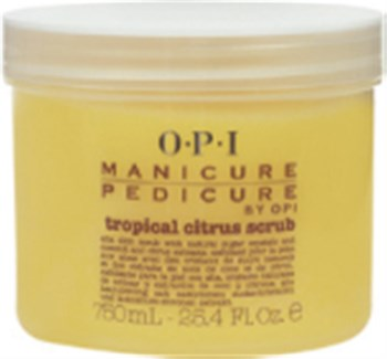 $BF 750ml Tropical Citrus Scrub