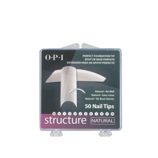 Size 8 Structure Nat Nail Tip