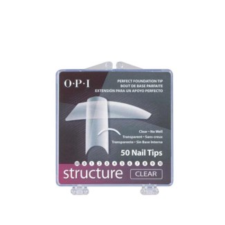 Size 8 Structure Clear Tip