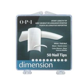 Size 4 Dimension Two Tone Nail