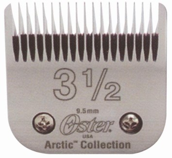 "SZ 3 1/2""(3/8"")Artic Stainless Blade"