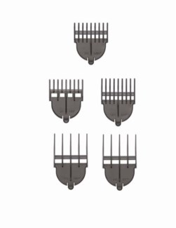 Set Of 5 Guide Comb 97 Trimmer
