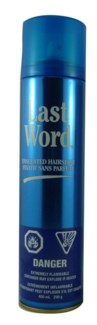 400ml Last Word Unscented Blue
