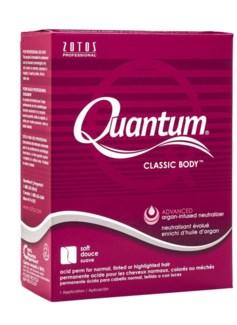 Quantum Classic Body Burgundy Perm