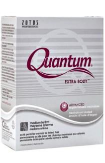 # Quantum Extra Body Grey Perm