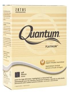 Quantum Platinum Perm BEIGE