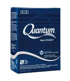 # Quantum Firm Options Perm Blue