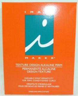 Image Maker Alkaline Perm ORANGE BOX