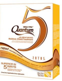 Quantum 5 Mega Firm Exothermic Perm