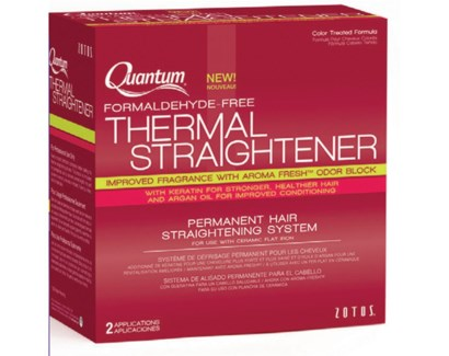 NEW Color Treated Thermal Straightener