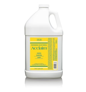 3.6L Acclaim Shampoo Gallon CNBO