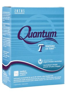 Quantum TNT Blue Ring Perm 20 Vol