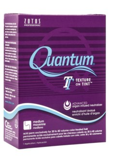 Quantum TNT Purple Ring Perm
